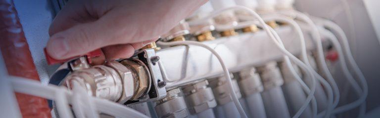לאתר נזקי מים, בדיקת מערכות אינסטלציה