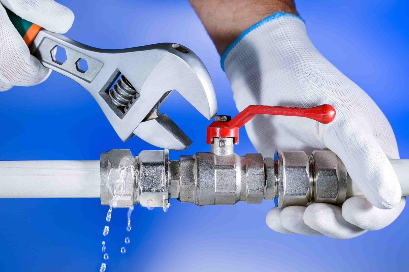 תיקון קווי מים בבית