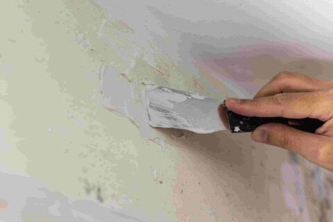 תיקון קיר חיצוני