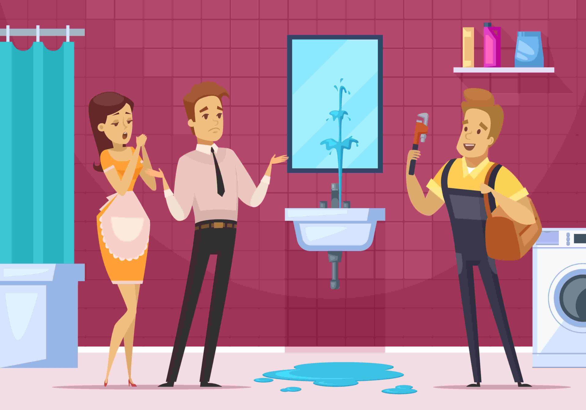 פתיחת סתימה במקלחת
