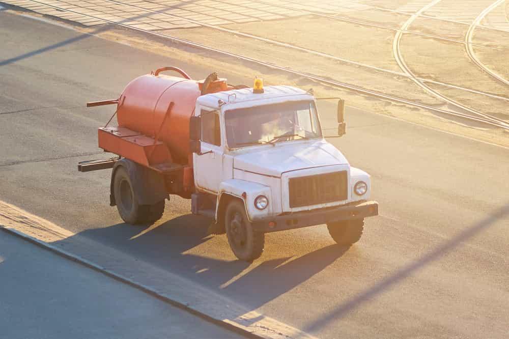 משאית ביובית